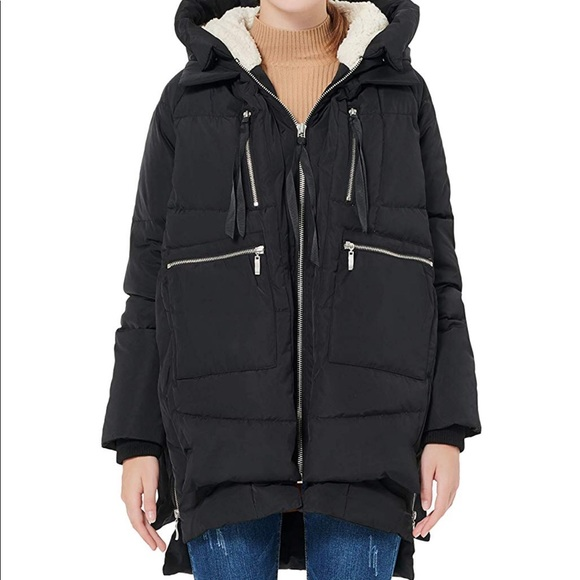 1bfb36be55cc7 Viral Amazon Down Coat Jacket